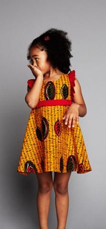 Ankara Styles For Your Kids!! All For Them. - Fashion - Nigeria