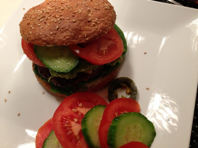 LCHF burgerboller