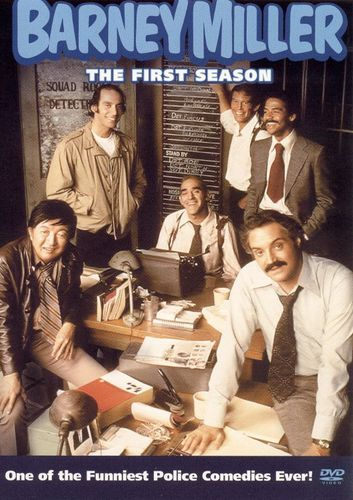 Barney Miller: The First Season [2 Discs] [DVD]