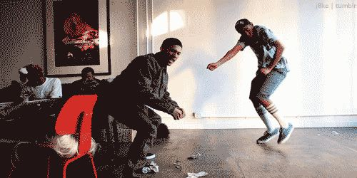 dancing tyler the creator ofwgkta hodgy beats fiends odd fut #gif from #giphy