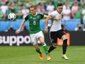 Mesut Ozil omitted from Germany squad for qualifying fixtures