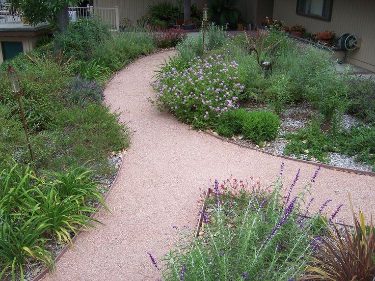 The 2 Minute Gardener Photo Decomposed Granite Pathway