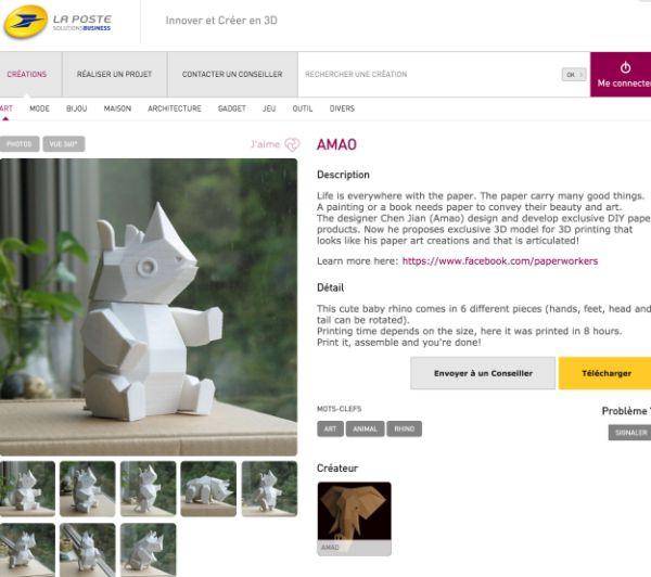 poster mural pas cher en ligne 1000 ideas about impression 3d en ligne on pinterest. Black Bedroom Furniture Sets. Home Design Ideas