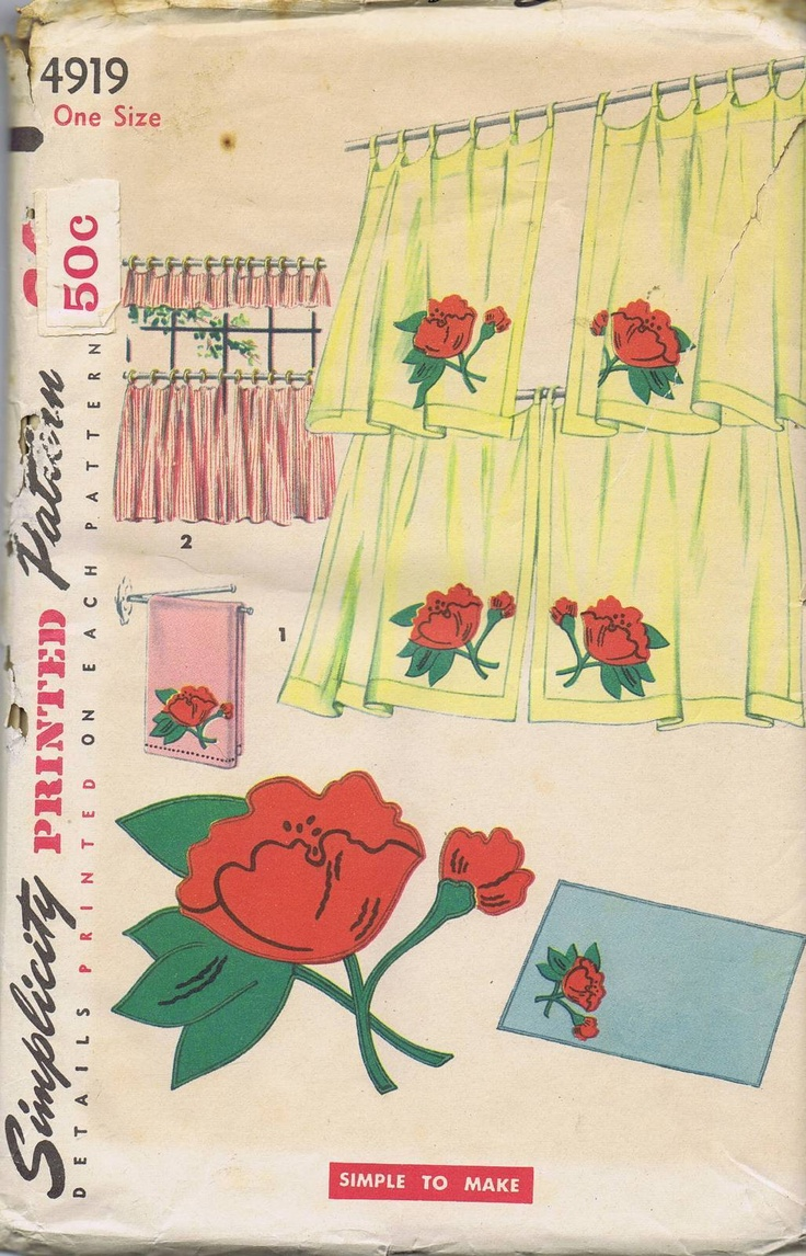 Patterns For Kitchen Curtains De 10 Beste Bildene Om Patterns For Kitchen Curtains Payen Pinterest