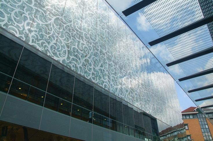 Image result for modern buildings in leicester