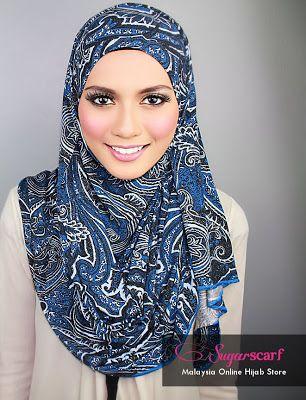 Sugarscarf :: Hijab Tutorial