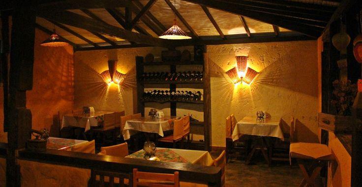 Pizzaria Forno da Serra, na Serra do Cipó, no município de Santana do Riacho.