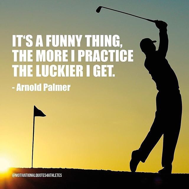 FUNNY HOW TRUE THIS IS...in golf in business in life!