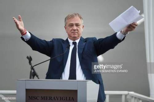 07-19 Executive President of the Mediterranean Shipping... #vago: 07-19 Executive President of the Mediterranean Shipping Company,…… #vago