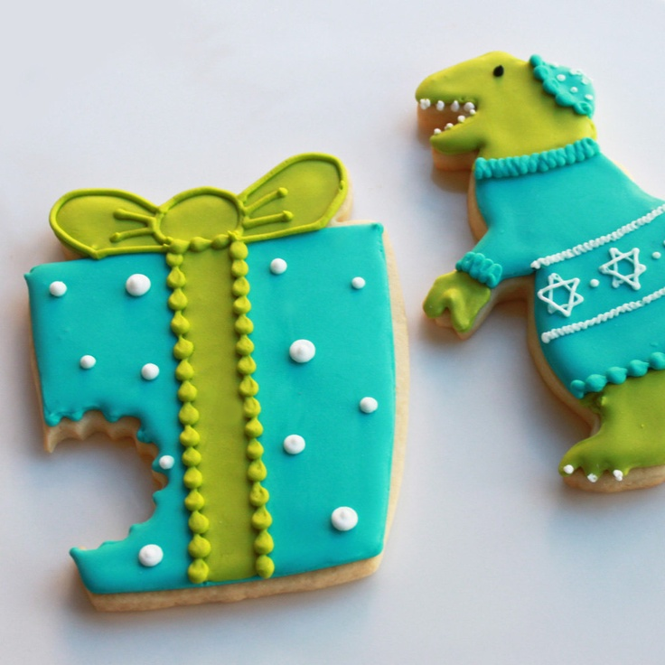 73 Best Images About Hanukkah Cookies Cakes Ideas On