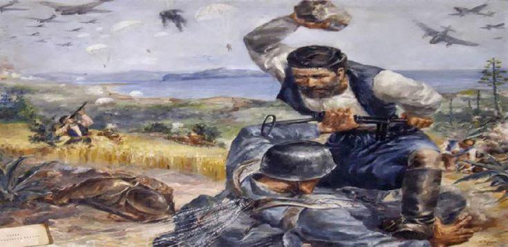 76 χρόνια από την Μάχη της Κρήτης που «γράφτηκε» στην στρατιωτική ιστορία!