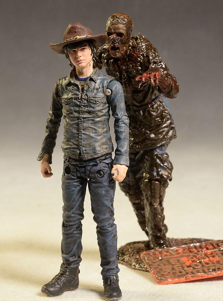 25 Best Ideas About Walking Dead Figures On Pinterest