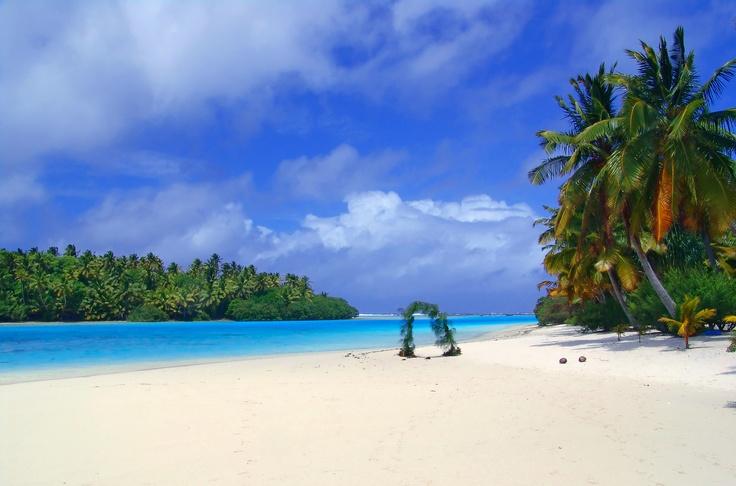 Cook Islands, South Pacific ocean.  Book flights on http://www.flightomart.com