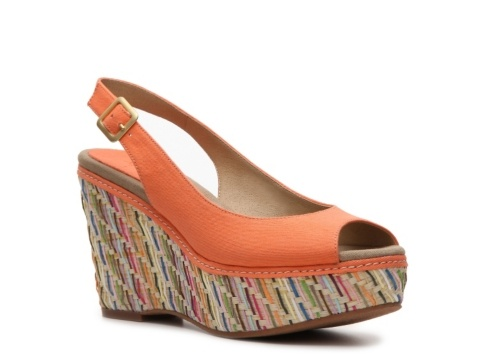Levity Carla Wedge Sandal