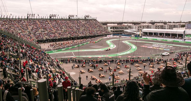 Your trackside guide to Autodromo Hermanos Rodriguez for the Mexican Formula 1 Grand Prix.