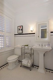 Lindsay Creates a brand new Victorian - traditional - bathroom - toronto - by Lindsay Construction Services