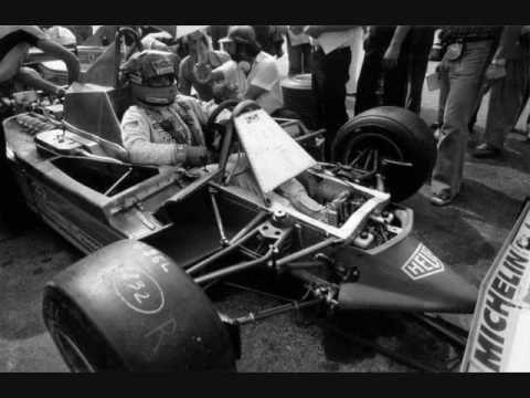 Gilles Villeneuve as explained by Amanda Marshall