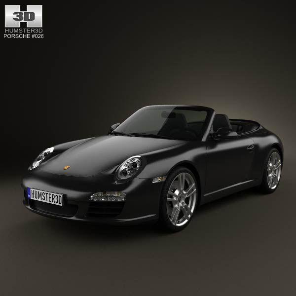 Porsche 911 Carrera: 3D 2011, Work, Price, Porsche 911, 911 Carrera, Humster3D With, 3D Models, Mini