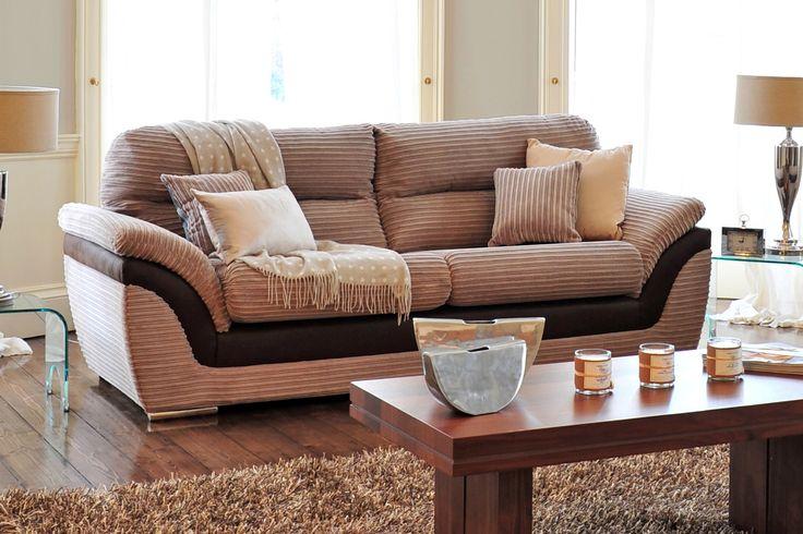 Pippa 3 Seater Sofa from Harvey Norman Ireland