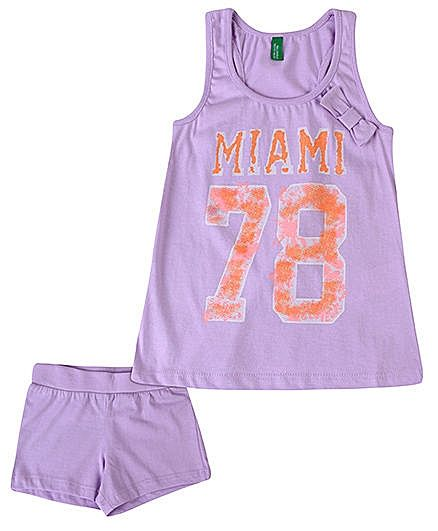 United Colors of Benetton Sleeveless Top And Shorts Miami Print - Purple http://www.firstcry.com/ucb/united-colors-of-benetton-sleeveless-top-and-shorts-miami-print-purple/576332/product-detail