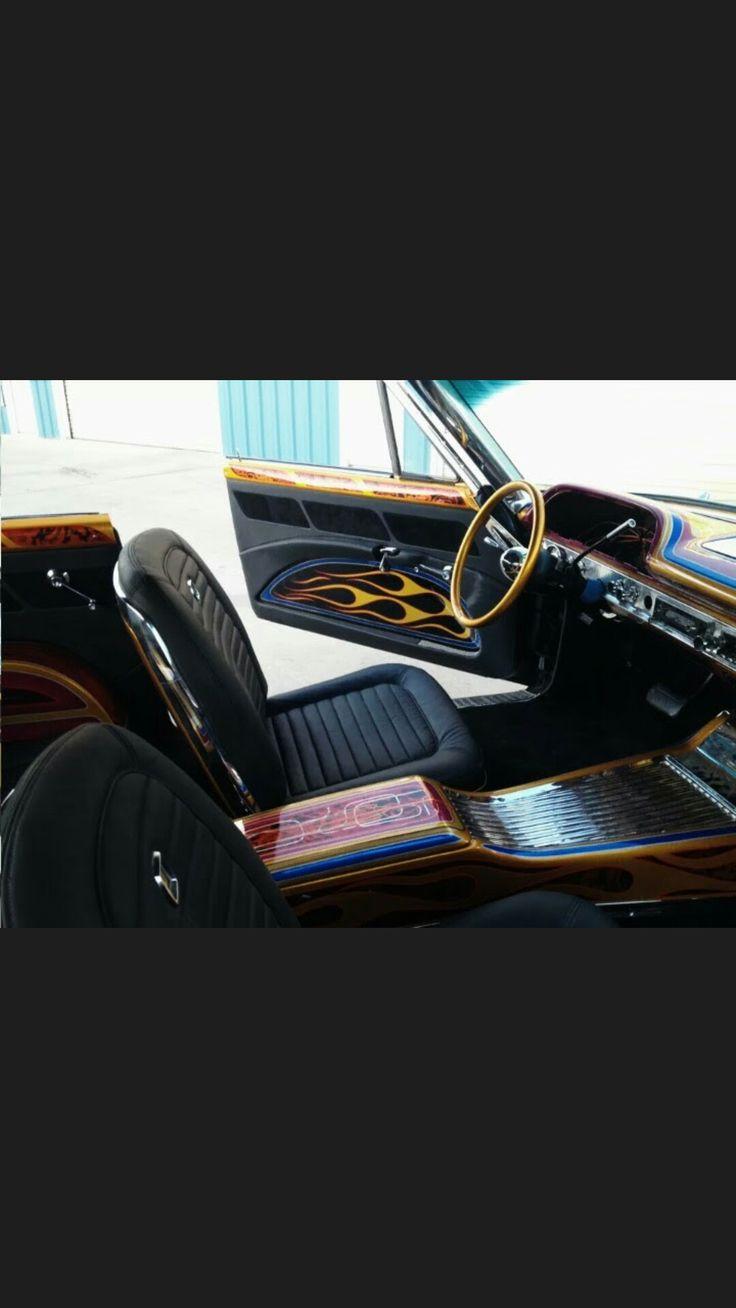 Prisma pro interior plat series amp tech series - Ford Galaxie Custom Interior I Built Bakersfield Auto Interior