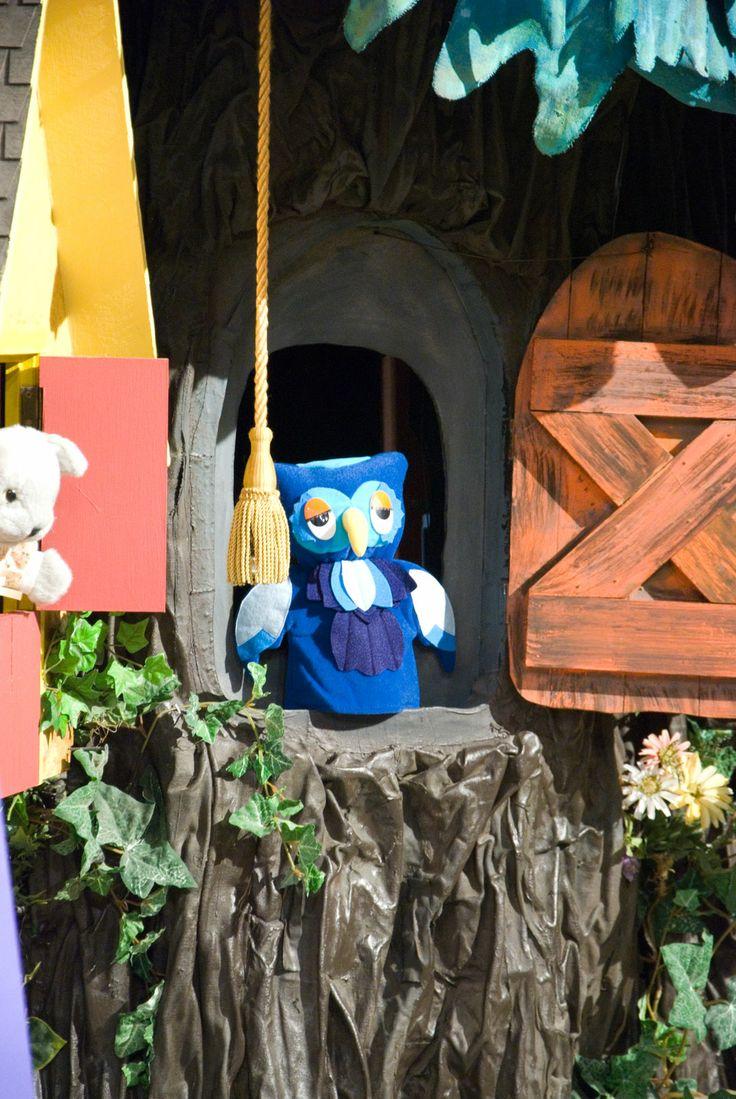 Mister Rogers Neighborhood X The Owl Mr Rogers Then