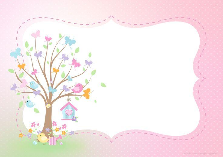 25 Melhores Ideias Sobre Convite Borboleta No Pinterest