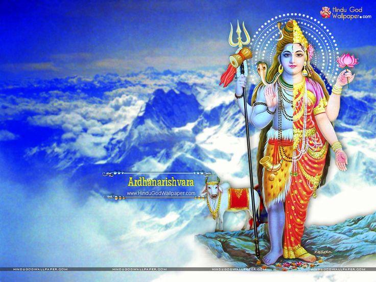 Lord Shiva Wallpapers 53 Pictures: Ardhanarishvara Wallpapers & Pictures Free Download