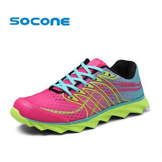 Socone Cushioned Running Shoes for Women Sneakers 2017 Summer Breathable Women Sport Shoes Jogging Ladies Walking Shoes Trainers (32606029475)  SEE MORE  #SuperDeals