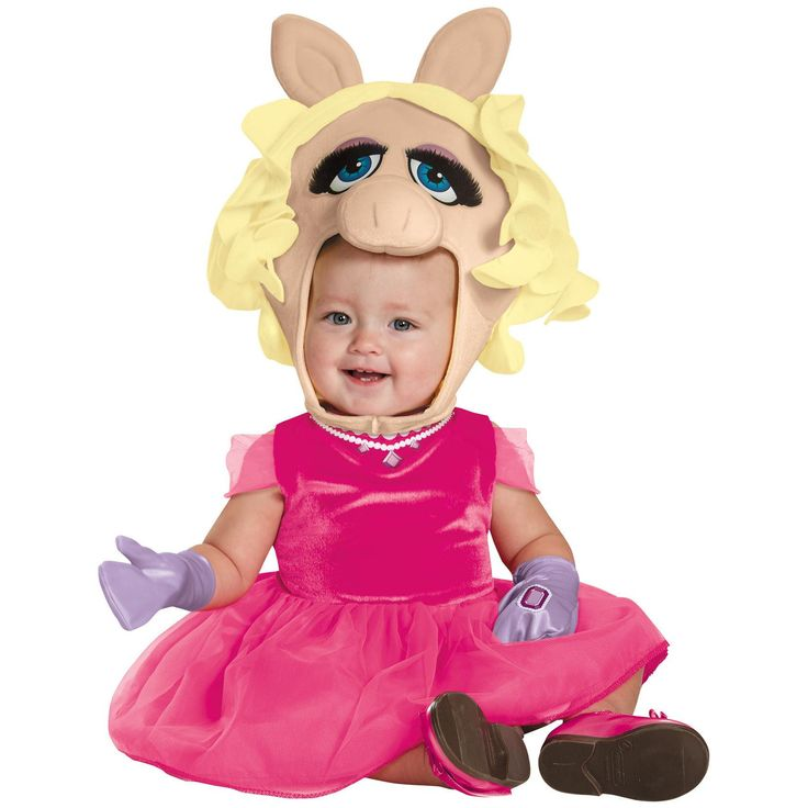 Miss Piggy Infant 12-18