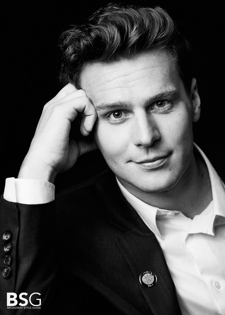 """"""" Tony Awards 2016: Nominee Portraits Jonathan Groff Hamilton Best Performance by an Actor in a Featured Role in a Musical """""""