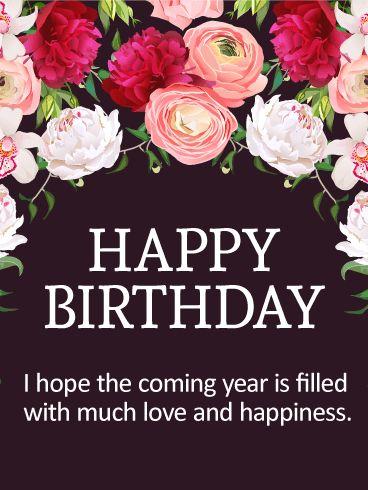 Best 25 Happy Birthday Wishes Ideas On Pinterest Birthday Happy Birthday Wishes For A