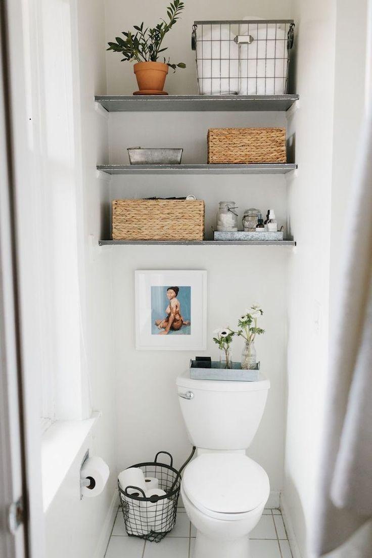 47 Attractive Tiny Apartment Bathroom Decoration Ideas Wohnung Badezimmer Dekoration Kleines Bad Dekorieren Zen Badezimmer