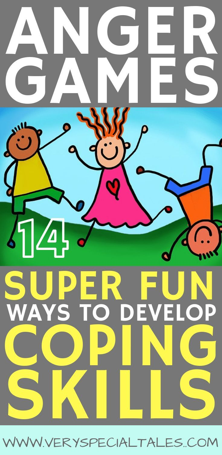 Anger Games 14 Super Fun Ways to Learn Anger Management