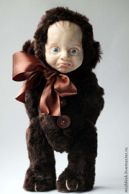 teddy-dolls Olga Kizhaeva Тедди долл