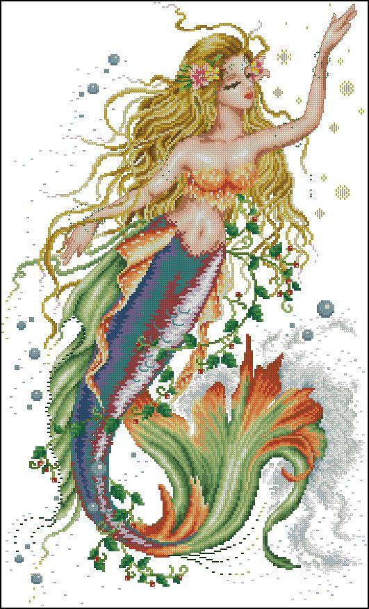 Brilliant Mermaid                                                                                                                                                                                 More