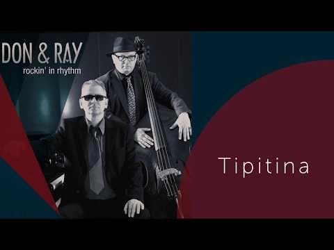 """DON & RAY rockinin rhythm - Tipitina  Rainer Lipski  Klavier Norbert Hotz  Kontrabass   Tipitina ist ein New Orleans Music Standard der u.a. auch von Dr. John und Hugh Laurie aufgenommen worden ist. Er wurde von dem Pianisten Henry Roeland """"Roy"""" Byrd besser bekannt als Professor Longhair komponiert. 2011 erhielt Byrd den Grammy Hall of Fame Award für diesen Titel. Tipitina is a New Orleans Music Standard performed by many jazz musicians among them dr. John and Hugh Laurie. It was composed by…"""