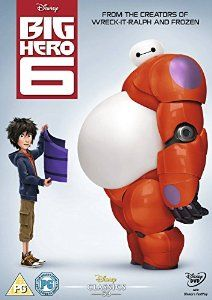 Big hero 6 IDVD Big