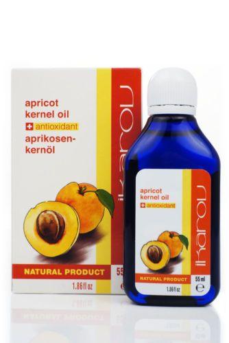 Apricot-Kernel-Oil-55ml-Pure-Essential-Oil-Antioxidant-Anti-Age-Wrinkles-Ikarov