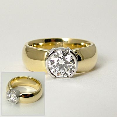 tiffany gold engagement rings - Buscar con Google