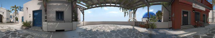 Santorini Panorama #games #globaloffensive #CSGO #counterstrike #hltv #CS #steam #Valve #djswat #CS16