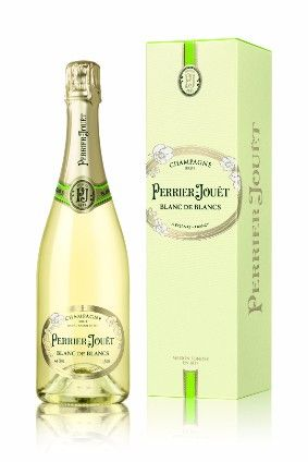 Pernod Ricard has rolled out a Blanc de Blancs Champagne under its Perrier-Jouët brand.