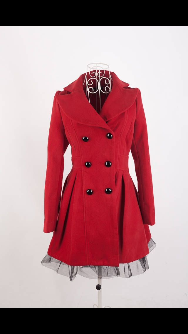 31 best Ravishing Red Coats images on Pinterest | Red coats ...
