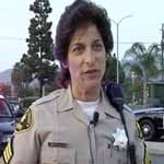 Man Files Suit Against California Deputy Accused Of Abuse. Sheriff's Sgt. Elizabeth Palmer of the San Diego County Sheriff's Department.