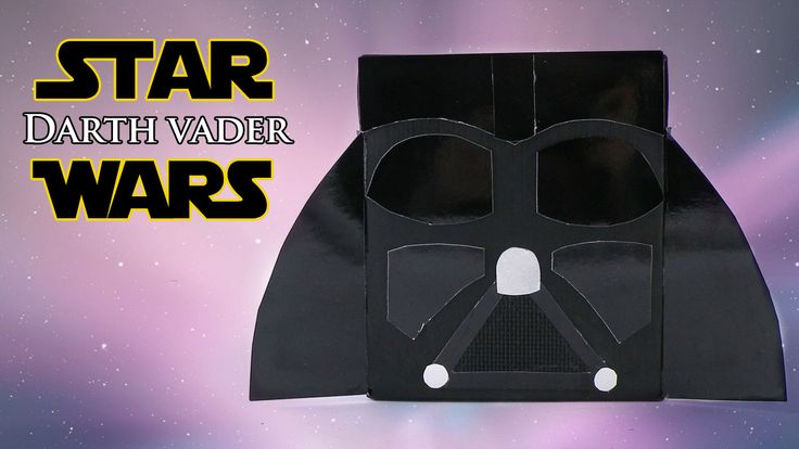 DIY Darth Vader Helmet