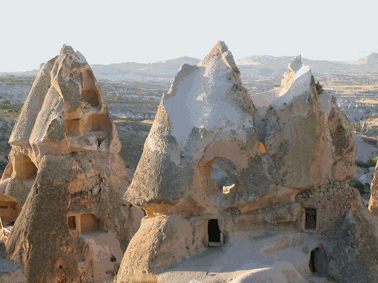 KONYA – CATALHOYUK – CAPPADOCIA - http://www.PaulFDavis.com travel consultant (info@PaulFDavis.com)