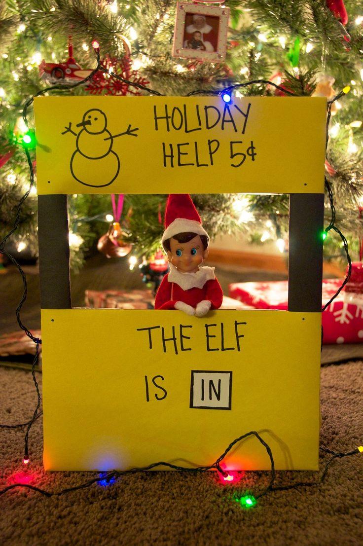 Elf on a Shelf - The Doctor is In