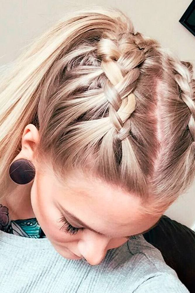 Peachy 1000 Ideas About Sporty Ponytail On Pinterest Cute Ponytail Short Hairstyles For Black Women Fulllsitofus