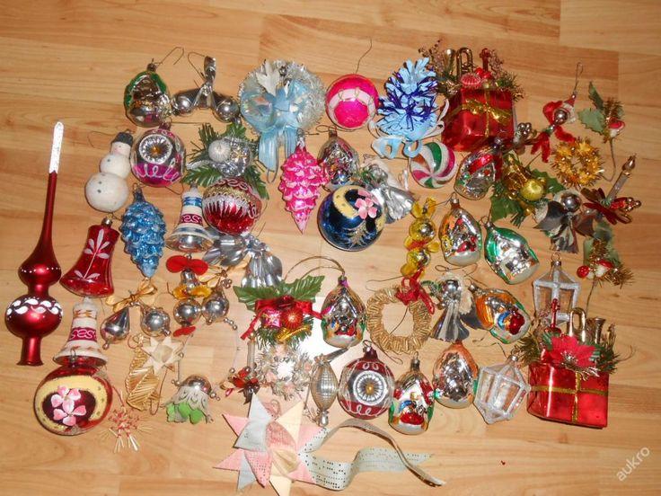 127 - Vánoční ozdoby