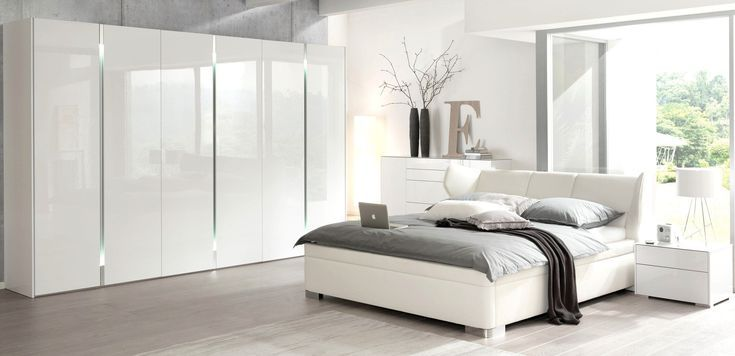 Bedroom Fully Modern White Bedroom Fully Modern White